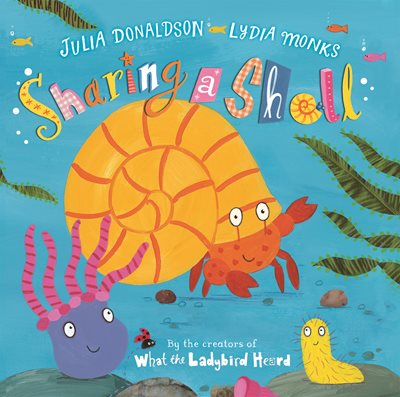 Book cover for Sharing a Shell Big Book